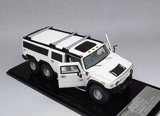 Hummer H6 Limousine  (white)  1/43