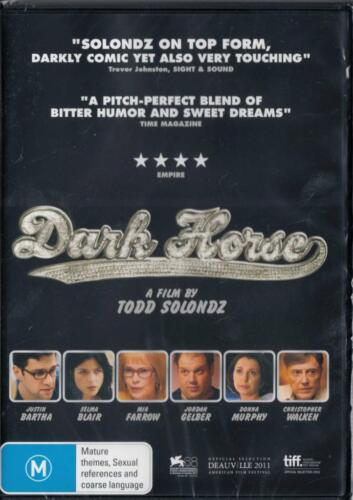 1 of 1 - DARK HORSE - NEW & SEALED REGION 4 DVD FREE LOCAL POST