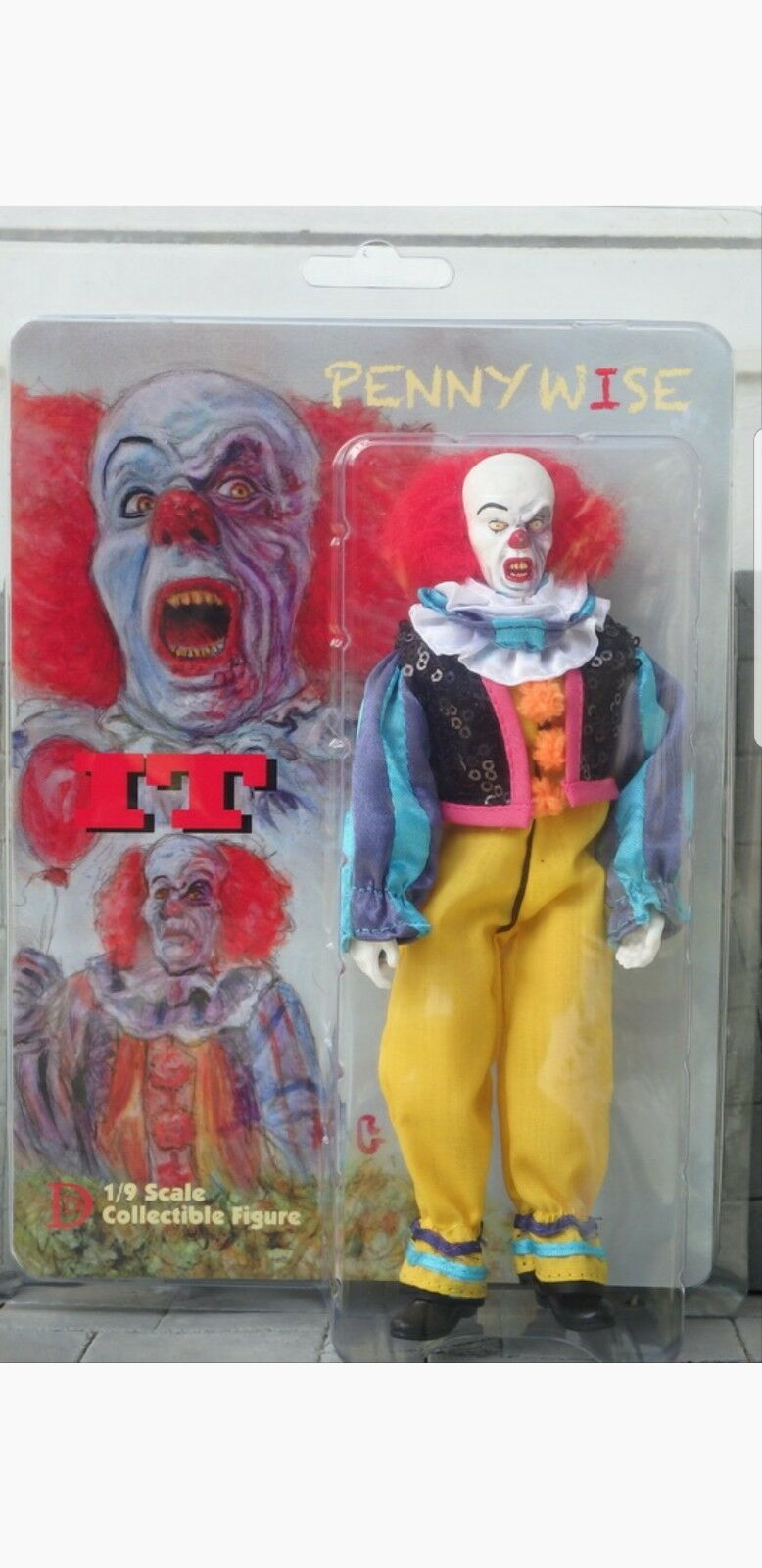 Distinctive Dummies Pennywise ULTRA RARE