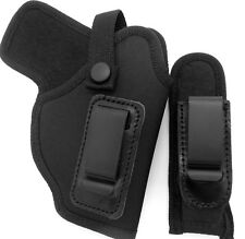 IWB AIWB & OWB Belt Holster + Magazine Pouch COMBO for SPRINGFIELD XDE