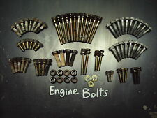 1994 94 POLARIS INDY 580 CARB SNOWMOBILE ENGINE MOTOR HARDWARE BOLTS NUTS BOLT