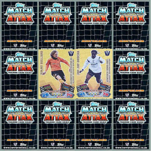 Match Attax 2011 2012 Especial Golden Moments Lámina única tarjeta de Fútbol-Varios