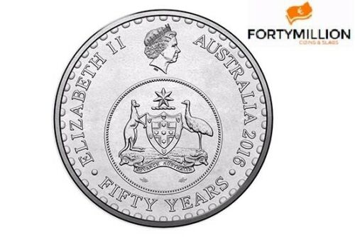 Australia 2016 THE CHANGEOVER 20 CENTS COIN UNCIRCULATED 50 YEARS EX SET