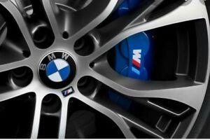 4-Pegatinas-sticker-calcomania-brake-aufkleber-pinzas-de-freno-BMW-M-7-cm