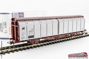 ROCO-76879-H0-1-87-Carro-merce-FS-a-pareti-scorrevoli-modello-Hbbillns-ep-V