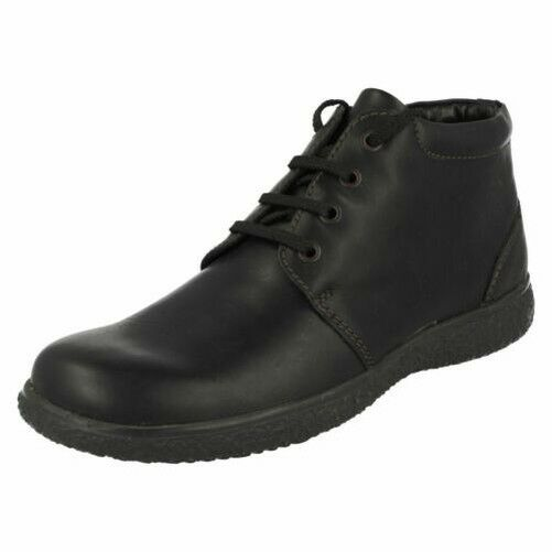 Mens Padders Warmlined Lace Up Ankle Boots - Mel