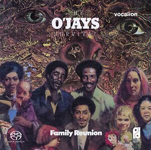 The O'Jays • SURVIVAL & FAMILY REUNION  [SACD Hybrid Multi-channel] - CDSML8566