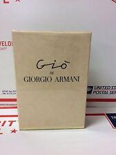 Gio De Giorgio Armani Classic Women Perfume EDP Spray 3.4 oz NIB Sealed Rare