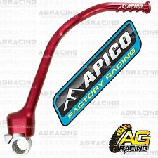 Apico Red Kick Start Kick Starter Lever Pedal For Honda CRF 450R 2013