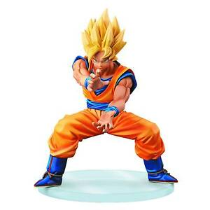 Dragonball Z - Dramatic Showcase S1 Vol 2 Super Saiyan Goku Figure (Banpresto)