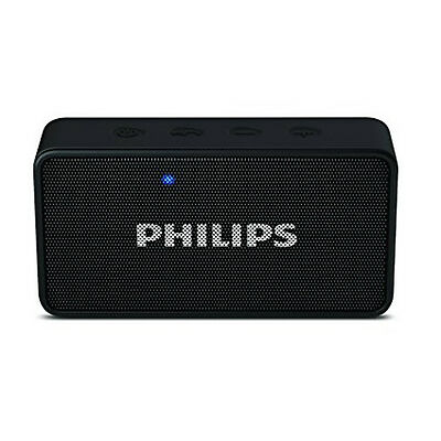 Philips BT64 Portable Bluetooth Speaker with Built-in microphone (SMP5)