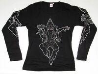 LORD GANESH GANESHA Hindu God Religion Tattoo Designer Star ViP Art T-SHIRT g.M