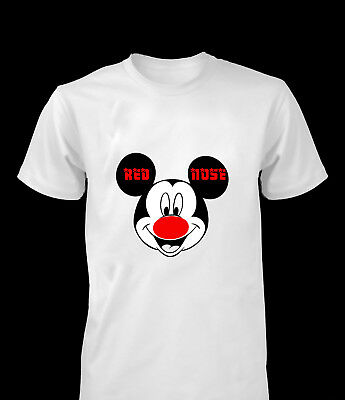 TEEN/'S T SHIRT RED NOSE DAY 2019 Comic Relief CHILD/'S FUNNY FACE LIMITED