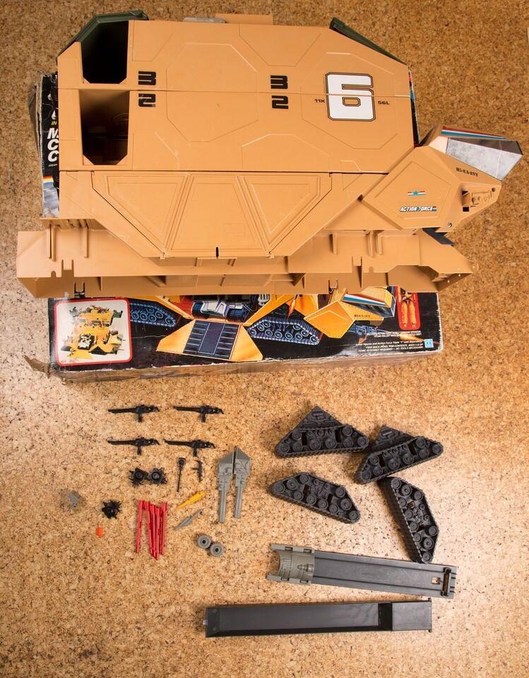 G.I. Joe Action Force Mobile Command Centre , G.I Joe
