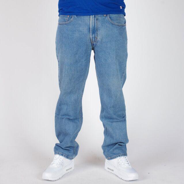 Levi's 505 Regular fit Vintage hellblau Herren Jeans 32/30