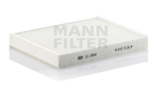 Cabin Air Filter MANN CU 2842