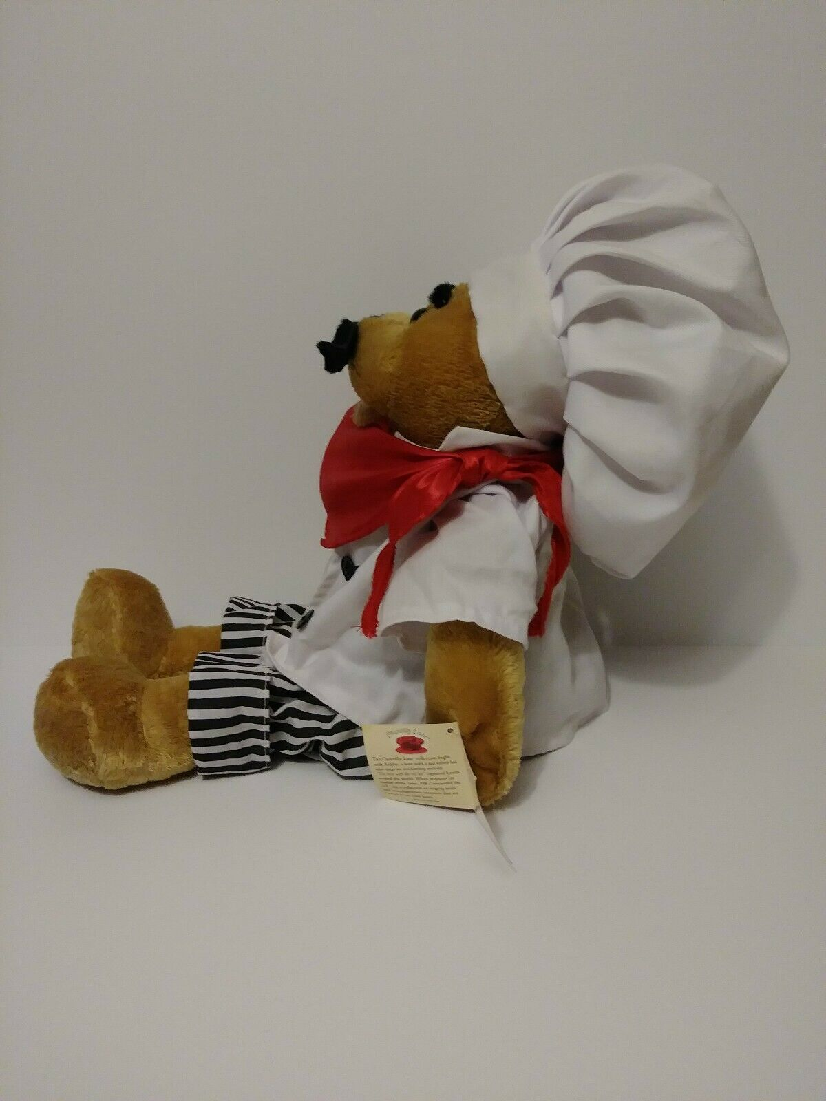 Chantilly Chantilly Chantilly Lane Musicals Animated Singing Teddy Bear  Alfrossoo  Sings That's Amore 863a48