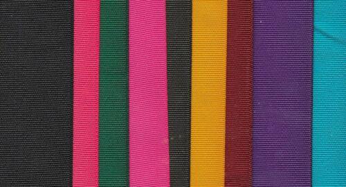 3 in.grosgrain ribbon 1 yd 10 colors total 10 yards 3 inch ribbon  Fall