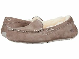 Women-039-s-Shoes-UGG-Ansley-Moccasin-Slippers-3312-Slate-New