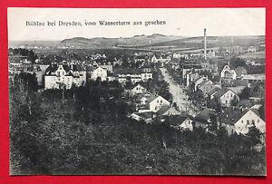 AK-DRESDEN-Buehlau-um-1910-Blick-vom-Wasserturm-auf-die-Stadt-14412