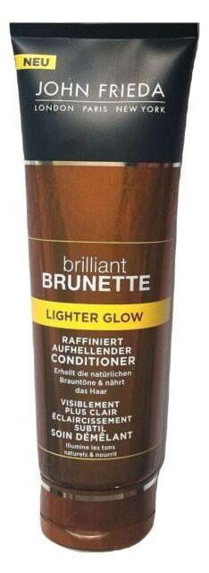 John Frieda Brilliant Brunette Aufhellender Conditioner Lighter Glow 250ml