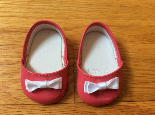 American Girl Maryellen/'s Pink Shoes From Birthday Dress Outfit