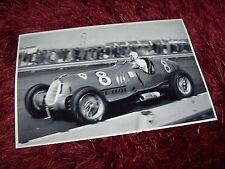 Photo / Photograph ALFA ROMEO 12C 29 Nuvolari Coupe Vanderbilt 1936 //
