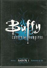 DVD - BUFFY CONTRE LES VAMPIRES / SAISON 1 - EPISODES 9 à 12