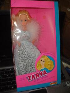TANYA GOUTTES PAR LUNE CEPPI RATTI poupée doll poupee ANNI '80