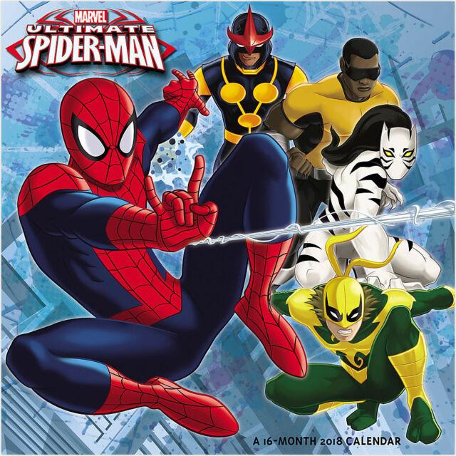 Marvel Comics Spider-man Unlimited Comic Art 16 Month 2018