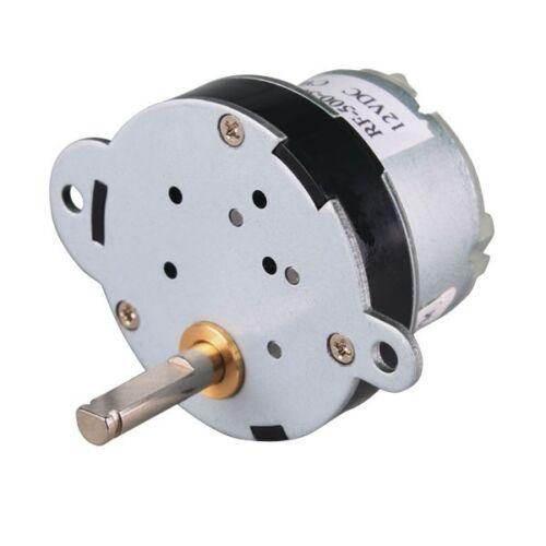 por ejemplo carrusel del teleférico disco giratorio S1031 motor de engranaje 7 u//min 12v dc 7rpm motor