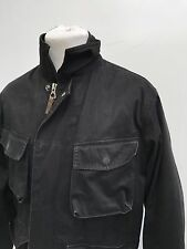 L@@K TIMBERLAND 2-IN-1 JACKETS MENS LARGE/XL BROWN COTTON/NYLON ZIP-UP COAT