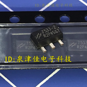 10PCS  Driver Regulator IC HOLTEK TO-92 HT7533-1 HT7533 7533-1