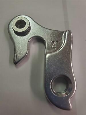 32-00-350 Diamondback Bicycle Silver Rear Derailleur Hanger