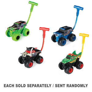 New High Quality Kids Toy Monster Jam 1:43 Rip It & Spin It (1pc Random Style)