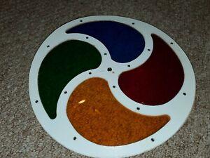 Original Vintage 4-Color Wheel Revolving Disc for Aluminum ...