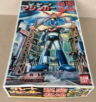 Bandai 0070966 Great Mazinger Secret Base Workshop Model Kit Grande Mazinga