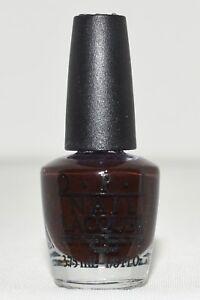 Mini OPI Liquid Sand Nail Polish * VESPER * Dark Purple Texture ...