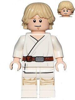 Lego Star Wars Luke Skywalker sw0778 Split from 75159 75173 75220