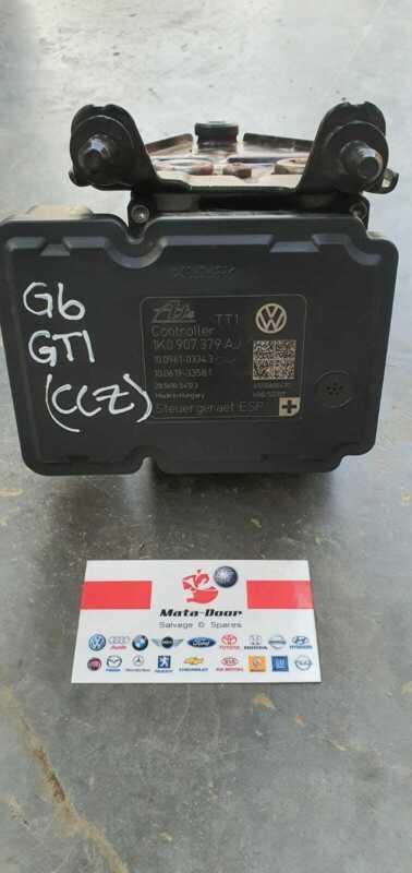 Golf 6 GTI 2.0T DSG ABS pump