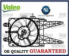 FOR FIAT PUNTO 188 1.2 1999-2003  NEW VALEO TYPE RADIATOR COOLING FAN
