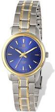 Ladies Charles Hubert Two-Tone Titanium 30mm Watch