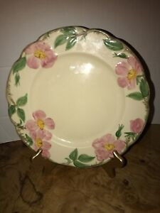1-Vintage-Franciscan-Desert-Rose-Dinner-Plate-10-5-Earthenware-USA