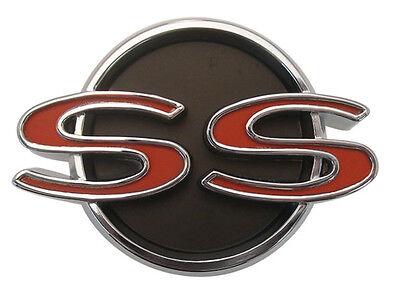 """1967 Nova /"""" Chevy II /""""  Front Grille Badge Emblem w//clips Trim Parts"""