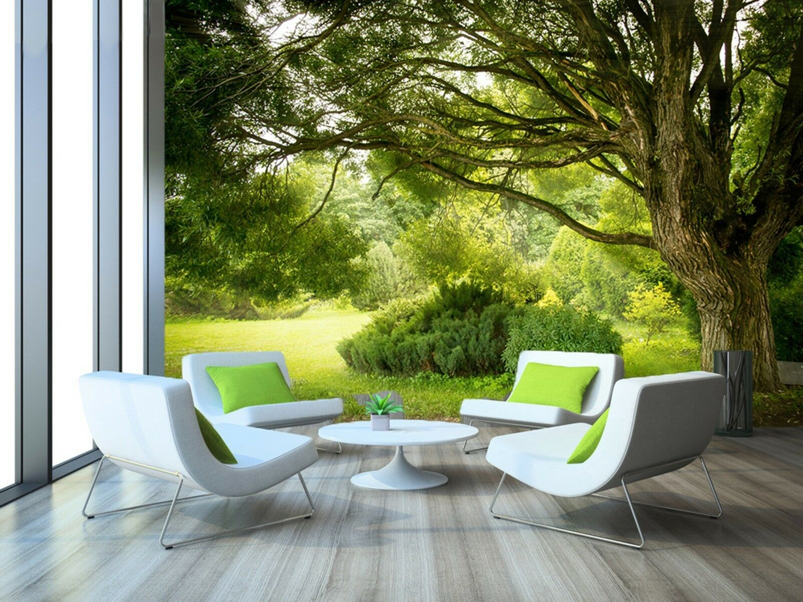 3D Natürlich Wälder Wiese 7933 Tapete Wandgemälde Tapeten Bild Familie DE Lemon