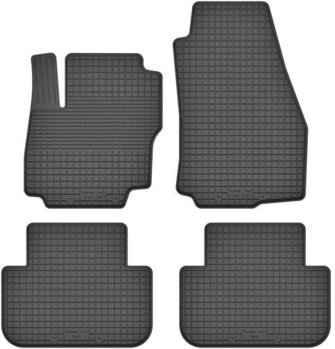 ein Set Gummimatten Fußmatten 1.5 cm Rand FORD GALAXY II 4-teile Bj.2006-2015
