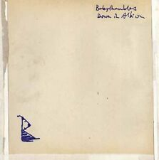 Babyshambles (Pete Doherty) - Down in Albion ROUGH TRADE RECORDS CD 2005