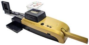 HSPT Automatic Golden Rainbow 10.3U Electric Cigarette Making Machine - 3045