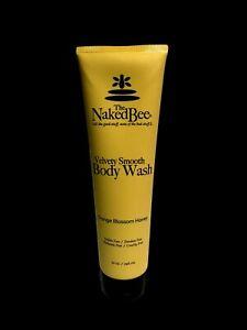Naked Bee Orange Blossom & Honey Body Wash - Sensia - 86984