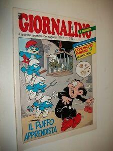 IL-GIORNALINO-N-9-IL-GRANDE-GIORNALE-DEI-RAGAZZI-SAN-PAOLO-FEBBRAIO-1984-PUFFI